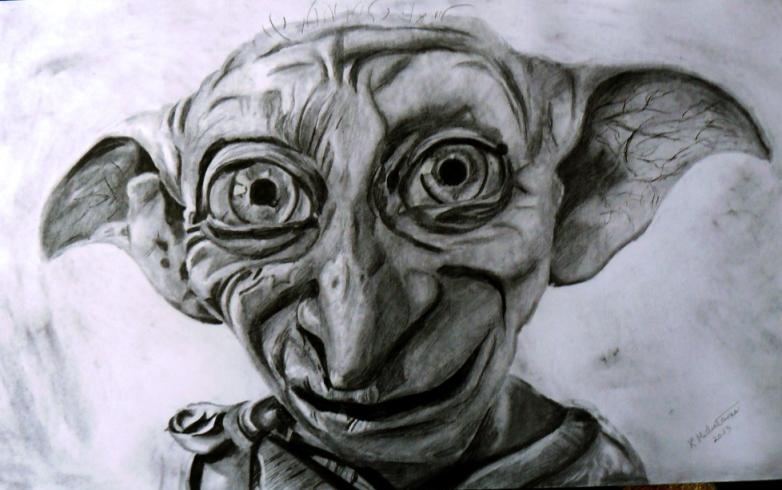 Dobby by keat1905
