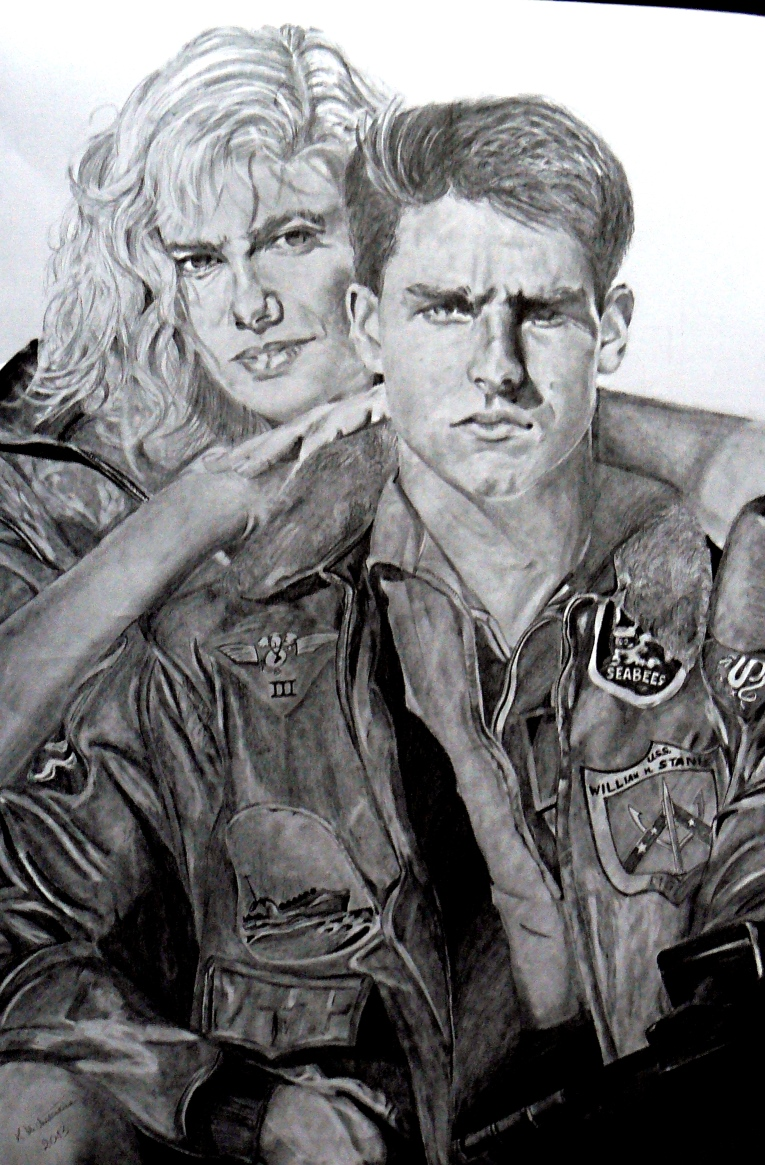 Top Gun by keat1905