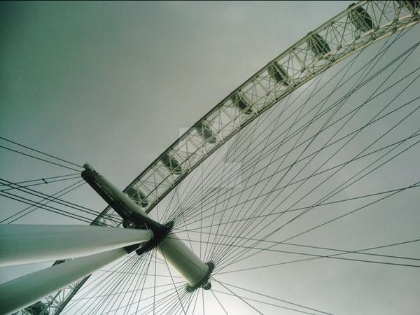 London Eye by YesimMisey123