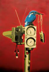 Power Bird by kingstom