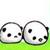 panda balls by AuraHeart