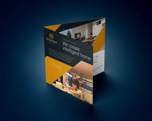 Smarteon Brochure - Intelligent future by romankac
