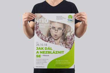 Endowment fund Vrba - flyer by romankac