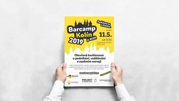 Barcamp Kolin 2019