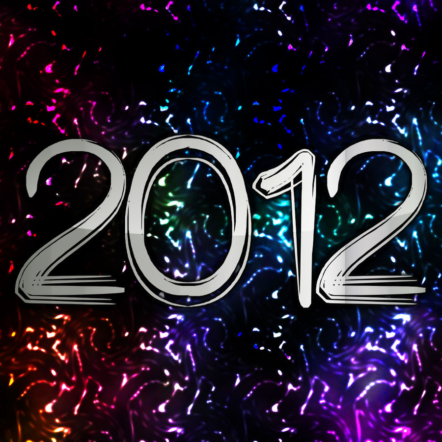 2012 New Year's Text