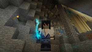 Minecraft Chidori Sasuke