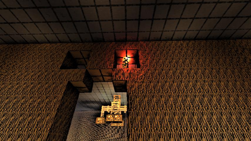 Minecraft Creeper-Ception