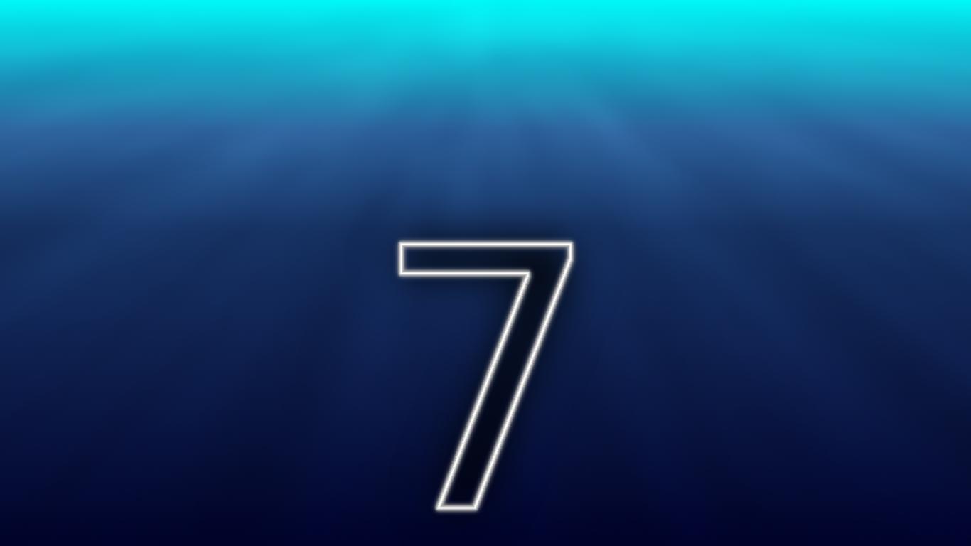 Underwater Windows 7 Wallpaper