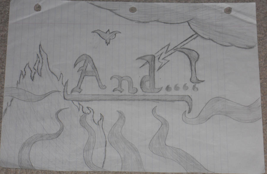 And? Drawing