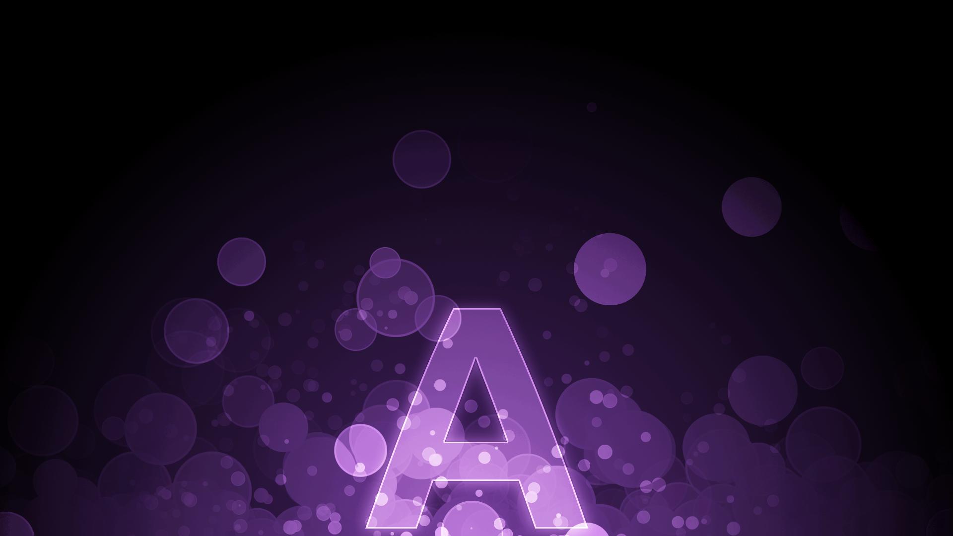 purple circles a wallpaper by defectivedre on deviantart