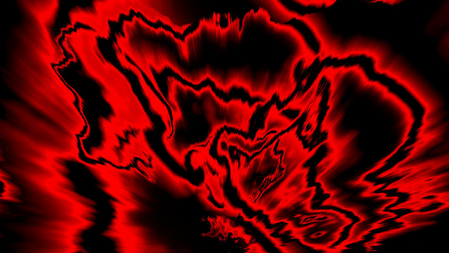 Red Angry Wallpaper