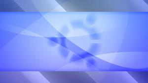 Ubuntu Glossy Mac Wallpaper