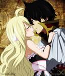Zeref y Mavis Fairy Tail (Collab)