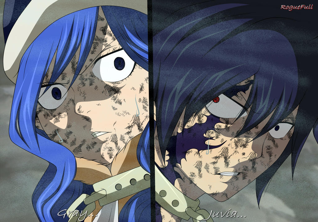 Biby San 48 14 Gray Y Juvia Manga 486 Fairy Tail By RogueFull