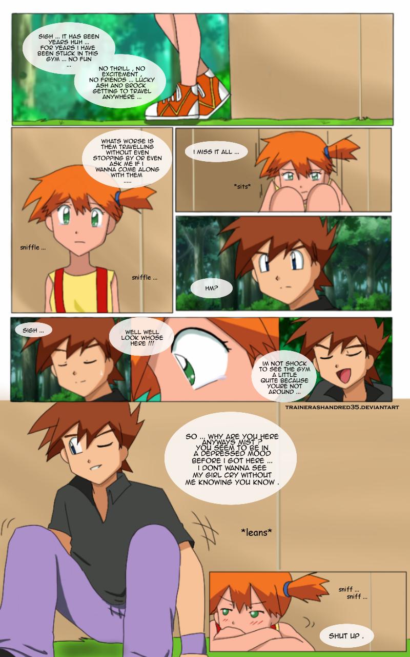 GaryXMisty Page 1 by TrainerAshandRed35 on DeviantArt