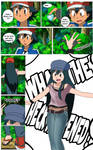 Ash's Female Transformation