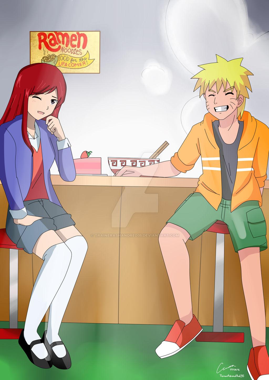 CM : Naruto and Erza by TrainerAshandRed35 on DeviantArt
