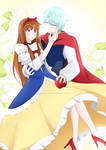 CM : Snow White and Prince Charming