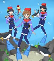 CM :The-Sakura-Samurai by TrainerAshandRed35