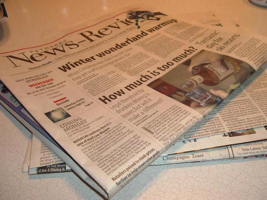 _Newspaper_stock by Redsplatdeath
