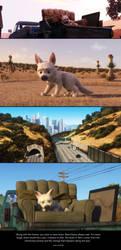Just some random Bolt screenshots by CarlMinez