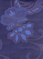 Blue Floral pattern by madragonn