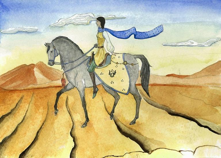 Journey by akitku