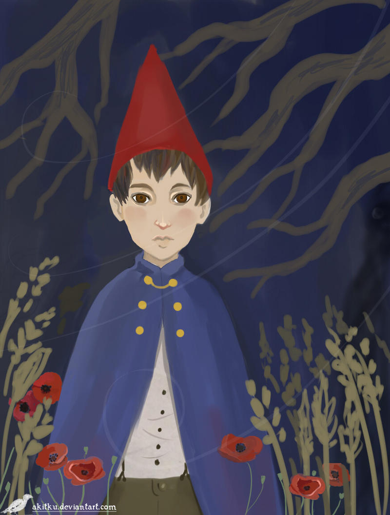 Over The Garden Wall By Akitku On Deviantart