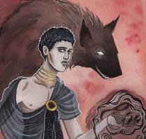 Priest of the Hyena Goddess