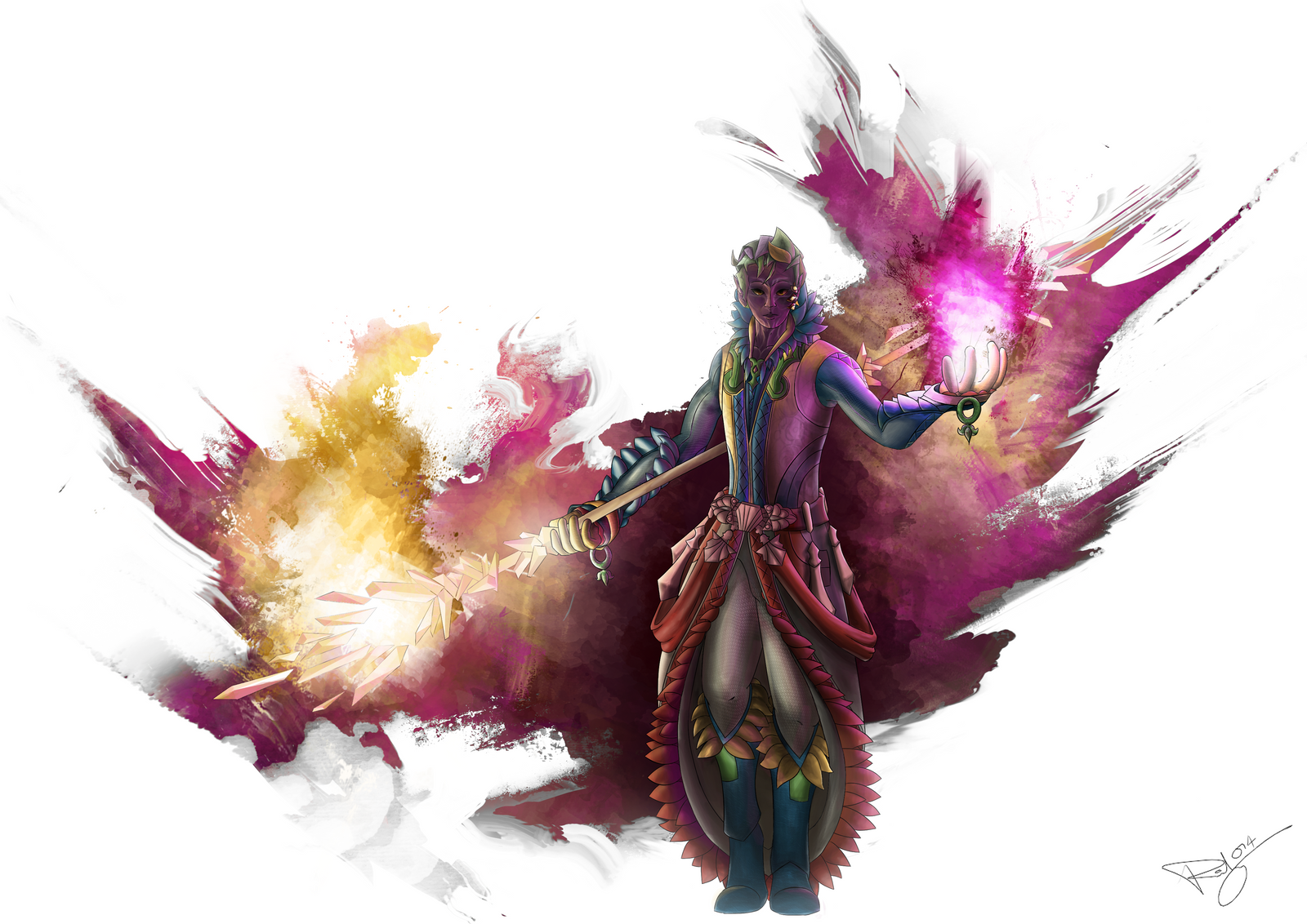 kildair the slyvarian mesmer by auriley on deviantart