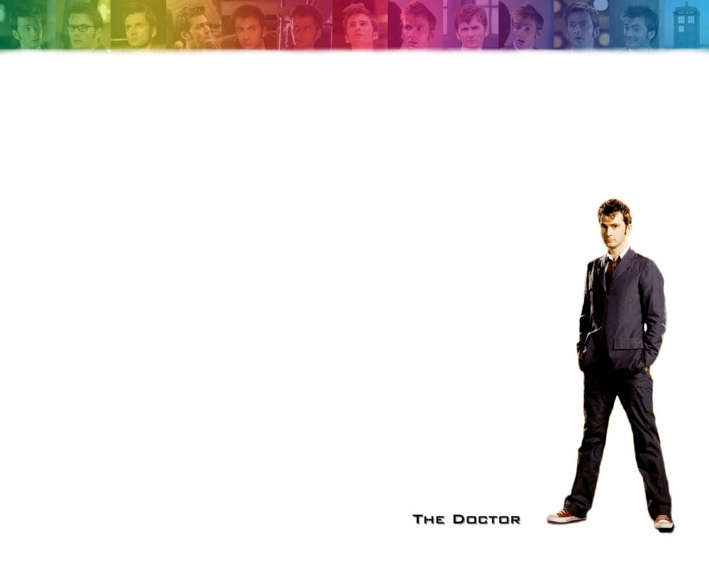 The Doctor wallpaper by ponana