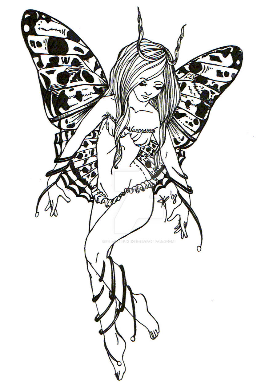 Aiaiai I Am Your Butterfly By Stachelkeks On Deviantart