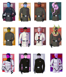 SW: Imperials by Skeleton-Hellflame