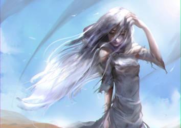Kisara by fate-fiction