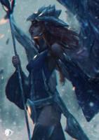Nekroz of Gungnir by fate-fiction
