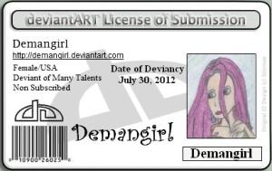 Demangirl's Profile Picture