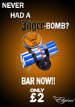 A real Jagerbomb