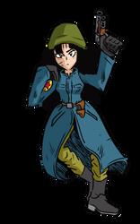 Mai (Dragon Ball Super) by 4zumarill