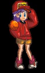 Bulma Brief (Dragon Ball) by 4zumarill