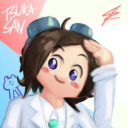 Tsuka-San by 4zumarill