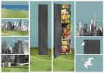 Chicago - Lonely Skyscraper