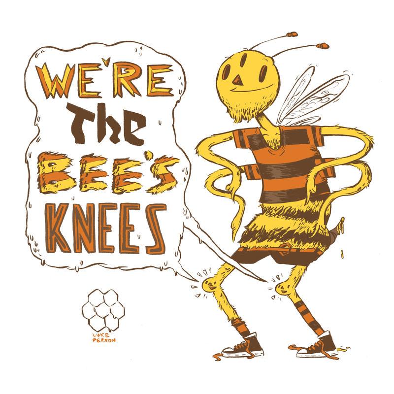The Bee's Knees Recipe — Dishmaps