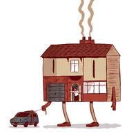 My House by MumblingIdiot