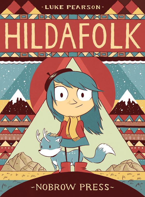 HILDAFOLK by MumblingIdiot