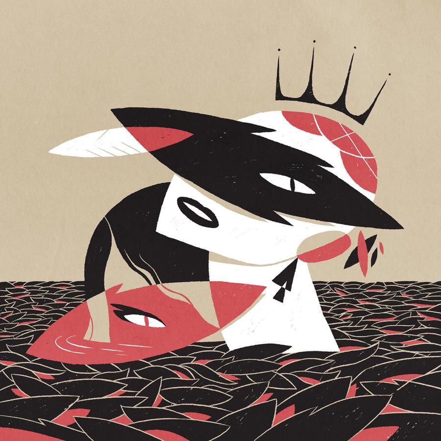 Black Swan by MumblingIdiot