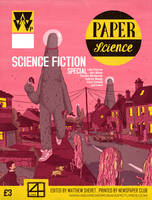 Paper Science 4 Cover by MumblingIdiot