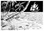 Tahitian Sandpiper