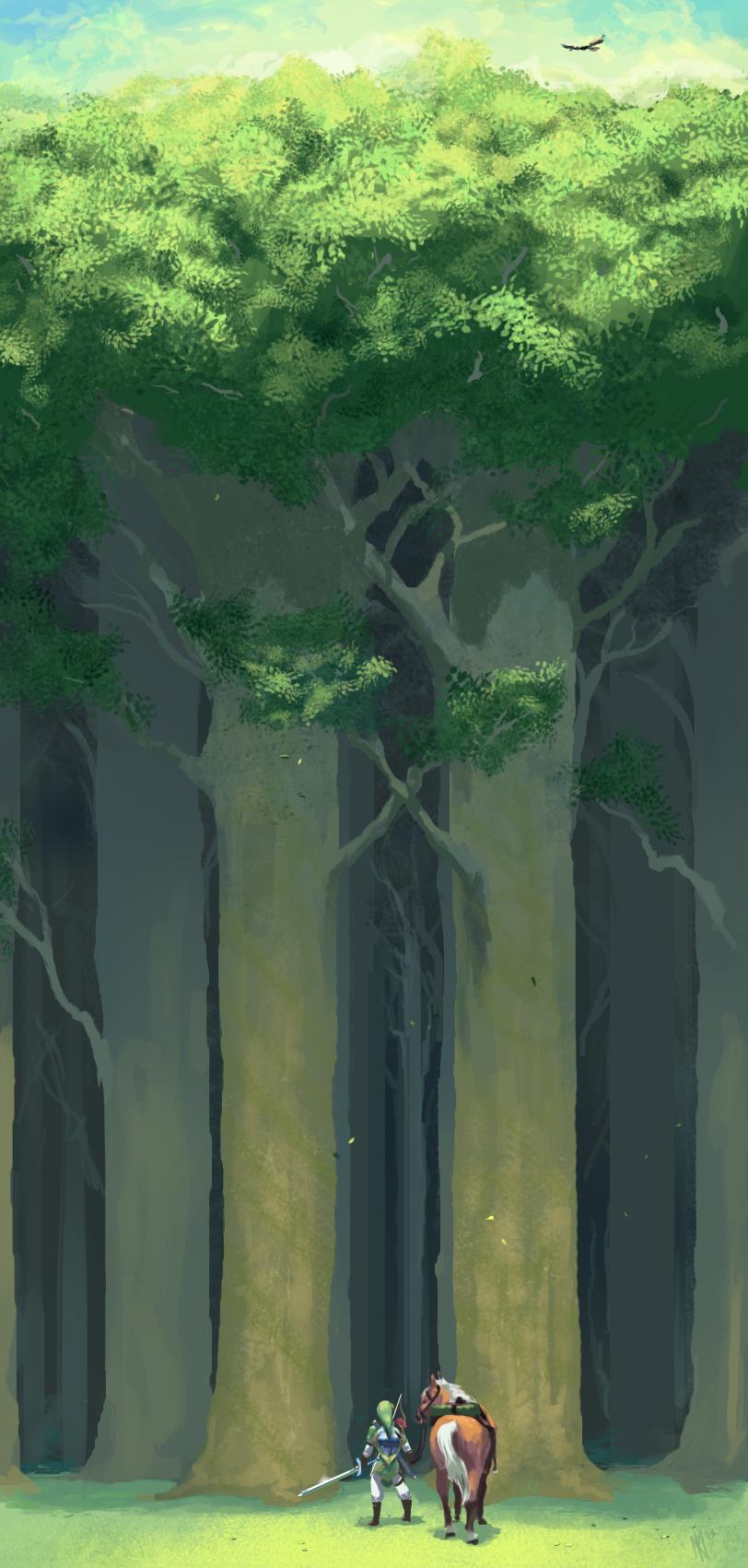 Return To Lost by Brakkenimation