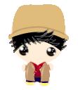 Chibi Hatter by FluffGasmic