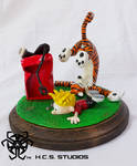 CM- Calvin and Hobbes Complete